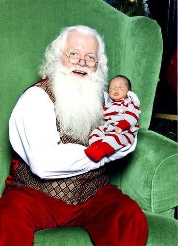 Josiah+Santa2010