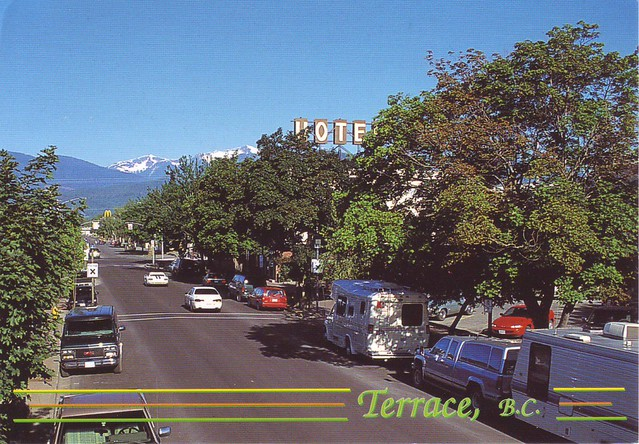 Terrace b c canada flickr photo sharing for Terrace canada