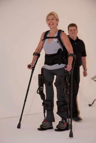 Ekso Bionics' Launch Party
