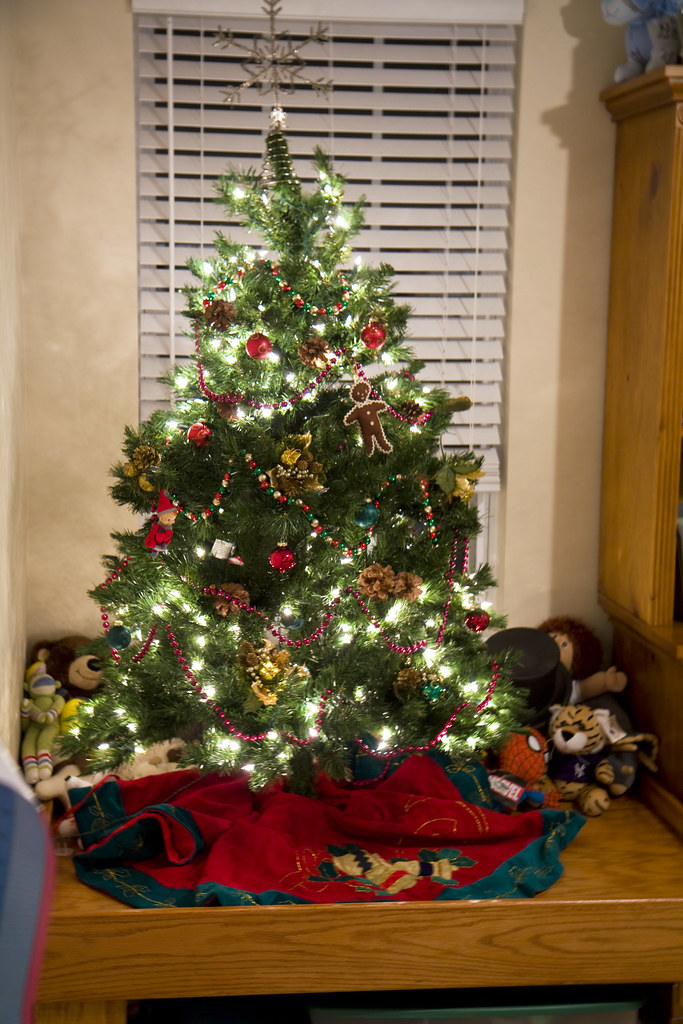 Drew's Christmas Tree Photography 1