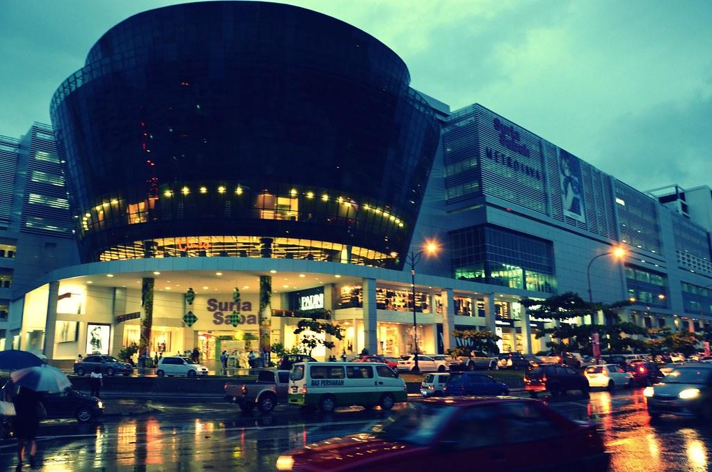 Fullhouse @ Suria Sabah Shopping Mall