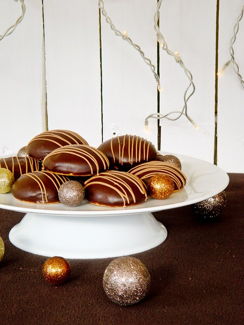 Mézes puszedli - Gingerbread kisses