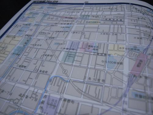 書評『奈良時代MAP―平城京編』-08