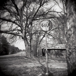 Gulf Oil. U.S. Route 287, Salmon, TX 75844