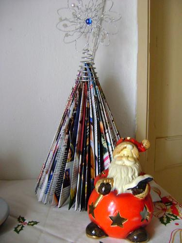 Arvore de Natal *** Handmade by Ana Tarequita