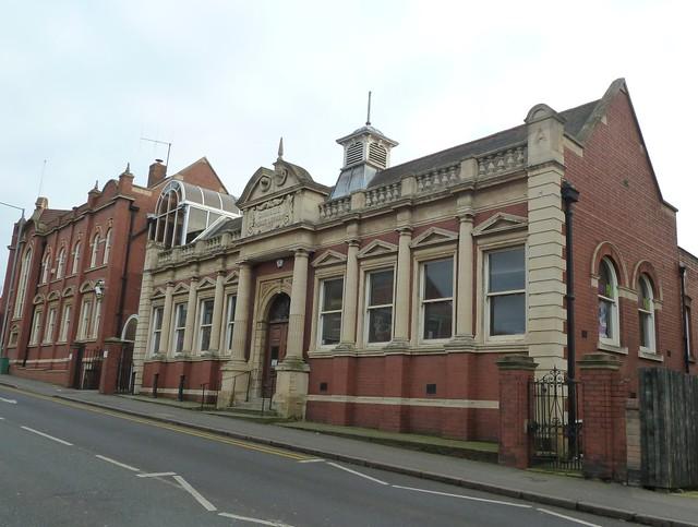 Rushden Carnegie Library
