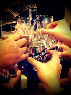 iPhoneography - cheers!