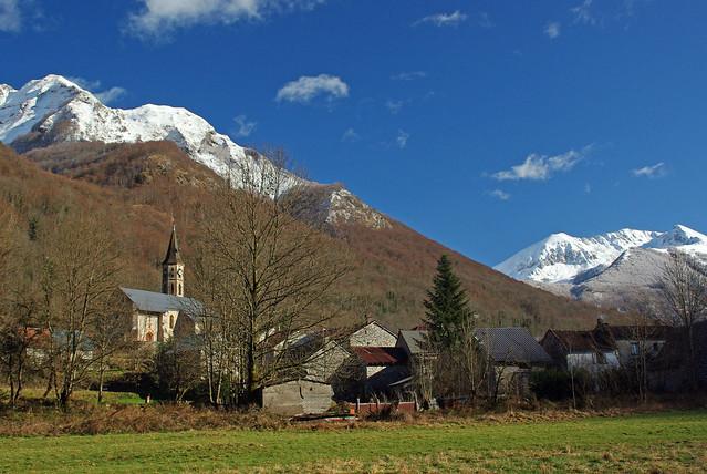 Aulus-les-Bains (Ariège/Pyrénées)