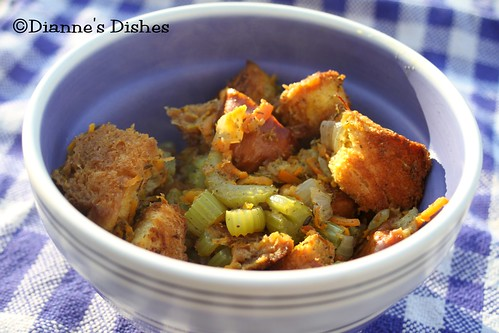 Triple Bread Stuffing