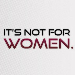 A screengrab of Dr. Pepper 10 ad that says It's Not for Women.
