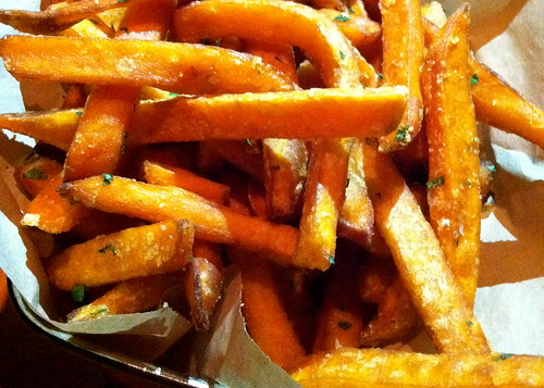 Father's Office sweet potato fries