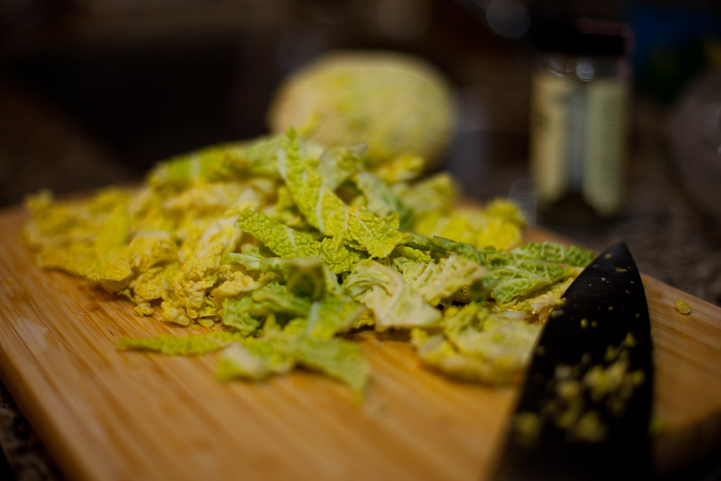 Vegan Cabbage Stew