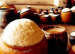 Ananda  Bazar – Inside  Jagannath Temple