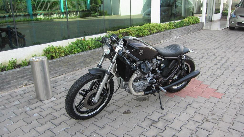 my honda gl400 the most beautiful bike in vietnam rh cx500forum com Honda 400 Ex Honda 400 Ex