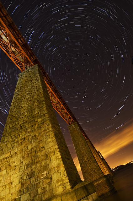 FRB Star Trails 29 Dec