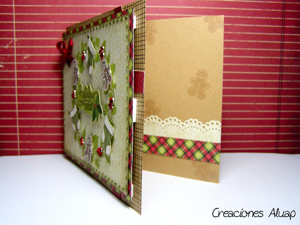detalle interior tarjeta - inside card