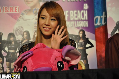 Rania Fansign 173