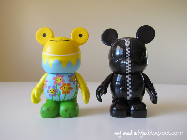 Vinylmation Urban6 pair
