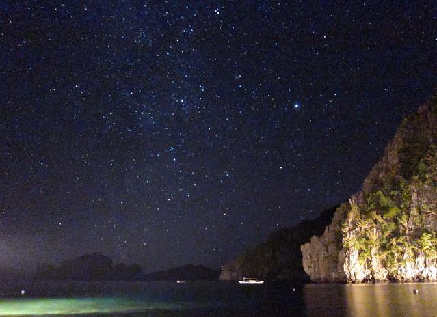 Stars of Miniloc