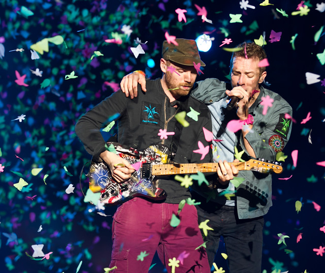 Coldplay Live in Abu Dhabi 2012 New Year's Eve