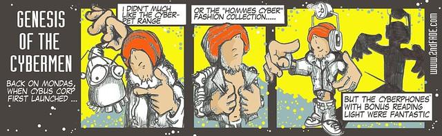 Genesis of the Cybermen