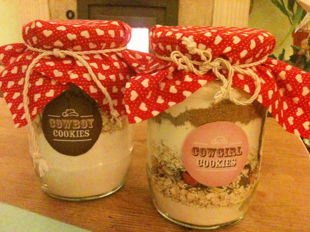Cookie mix in a jar gift cookie mix in cookie mix in a jar gift