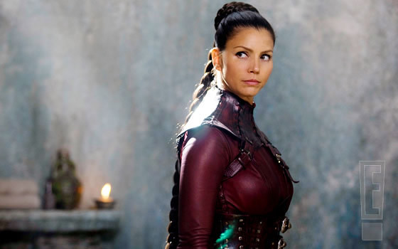 Charisma Carpenter in Legend of the Seeker