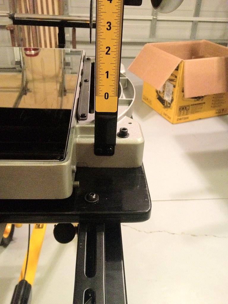 New Dewalt Rolling Miter Saw Stand Dwx726 Dewalt Power