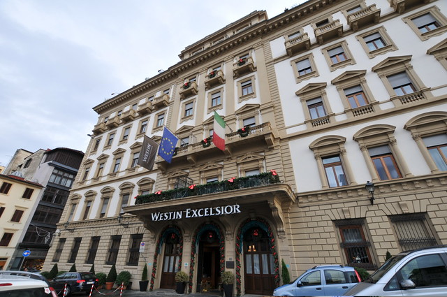 THE WESTIN EXCELSIOR, FLORENCE(WESTIN FIRENZE)