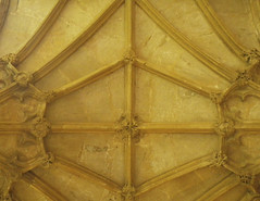 Gilded Ceilings at Christchurch College