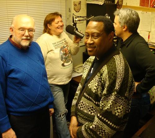 Gary Joiner, Carolyn Manning, Sam Jenkins, Loren Demerath, Shreveport by trudeau