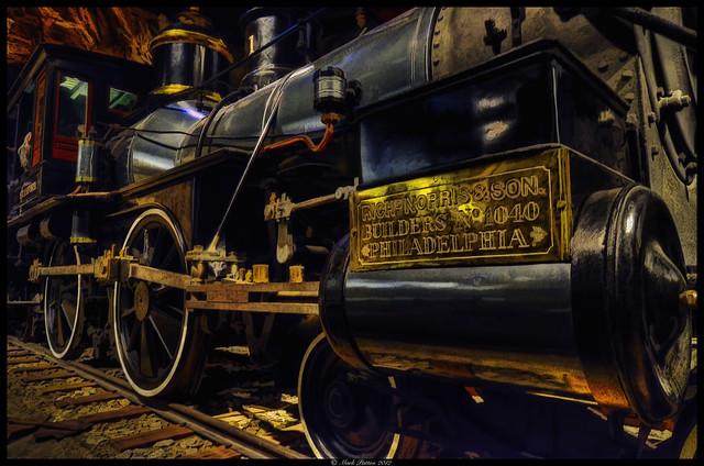 Train Train por Konaflyer