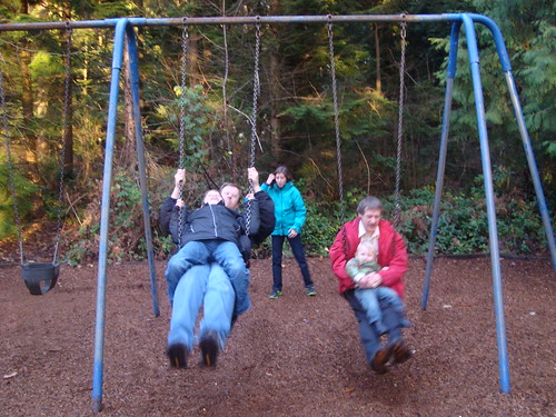 swinging in coquitlam