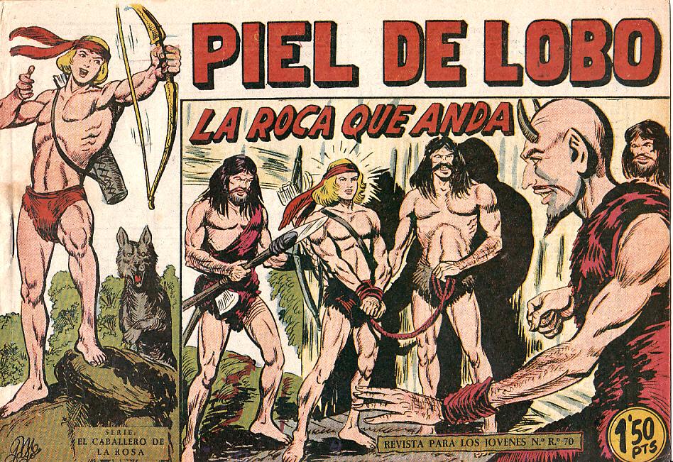 Manuel Gago - Piel de Lobo 15