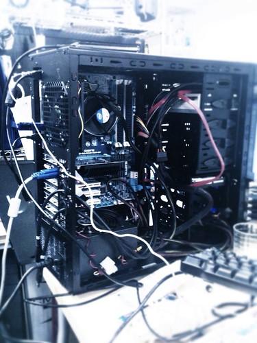 constructing PC