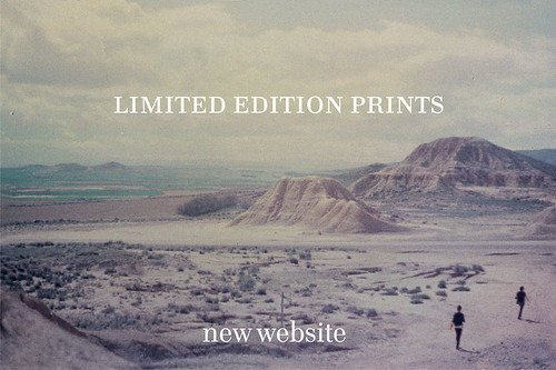 new website and limited edition prints!