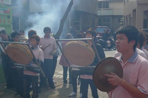 Procession - Tainan, Taiwan