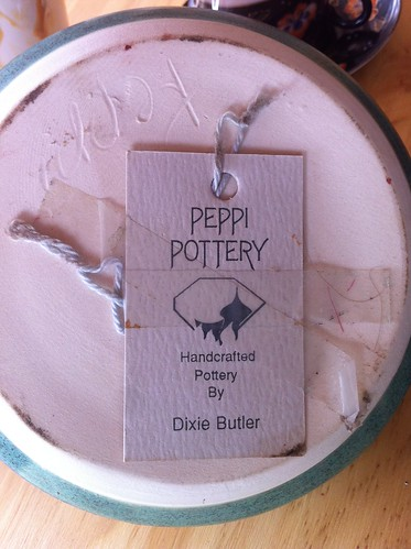 Peppi Pottery Dixie Butler