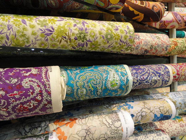 El blog de georgina en el souq de las telas for Muebles baratisimos