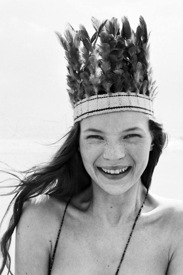 Kate Moss By Corrine Day Everydayishow  Livejournal-9715