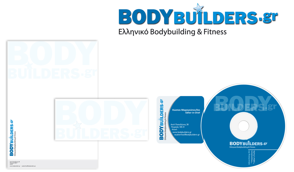 Bodybuilders_Mag_Logo&Identity_Proposal