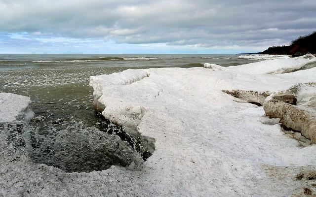 Return of the Lakeshore Ice
