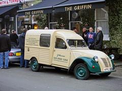 automobile, van, vehicle, transport, vintage car, land vehicle,