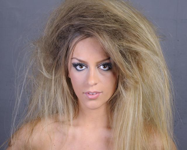 wild hair...   a2