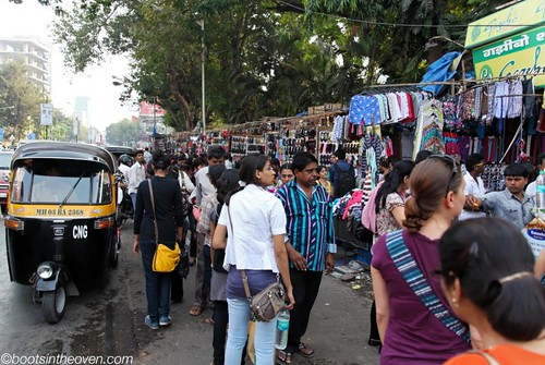 Shopping on Linking Road