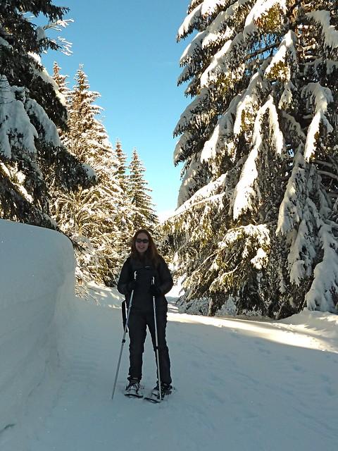 Deep snow awaits those off-piste adventurers