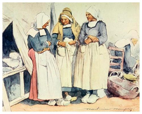004-Chismorreando en Vannes-Brittany 1912- Mortimer y Dorothy Mempes