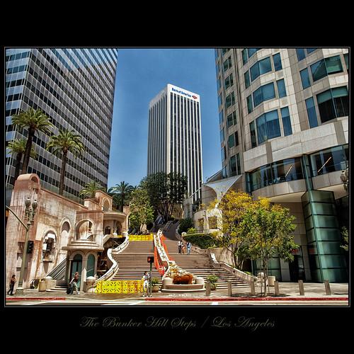 california downtown olympus lawrencehalprin loaangeles bunkerhillsteps e520 mygearandme mygearandmepremium mygearandmebronze mygearandmesilver