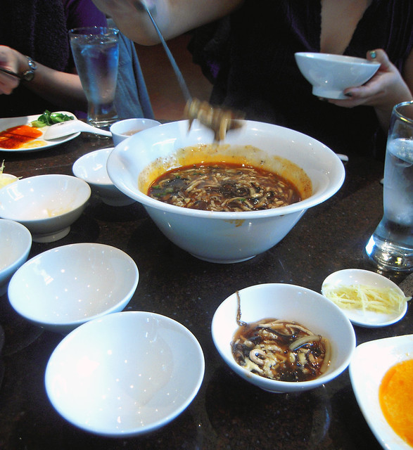Large Hot & Sour Soup