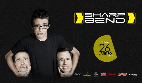 Sharp Bend - Zouk Club by chambe.com.br